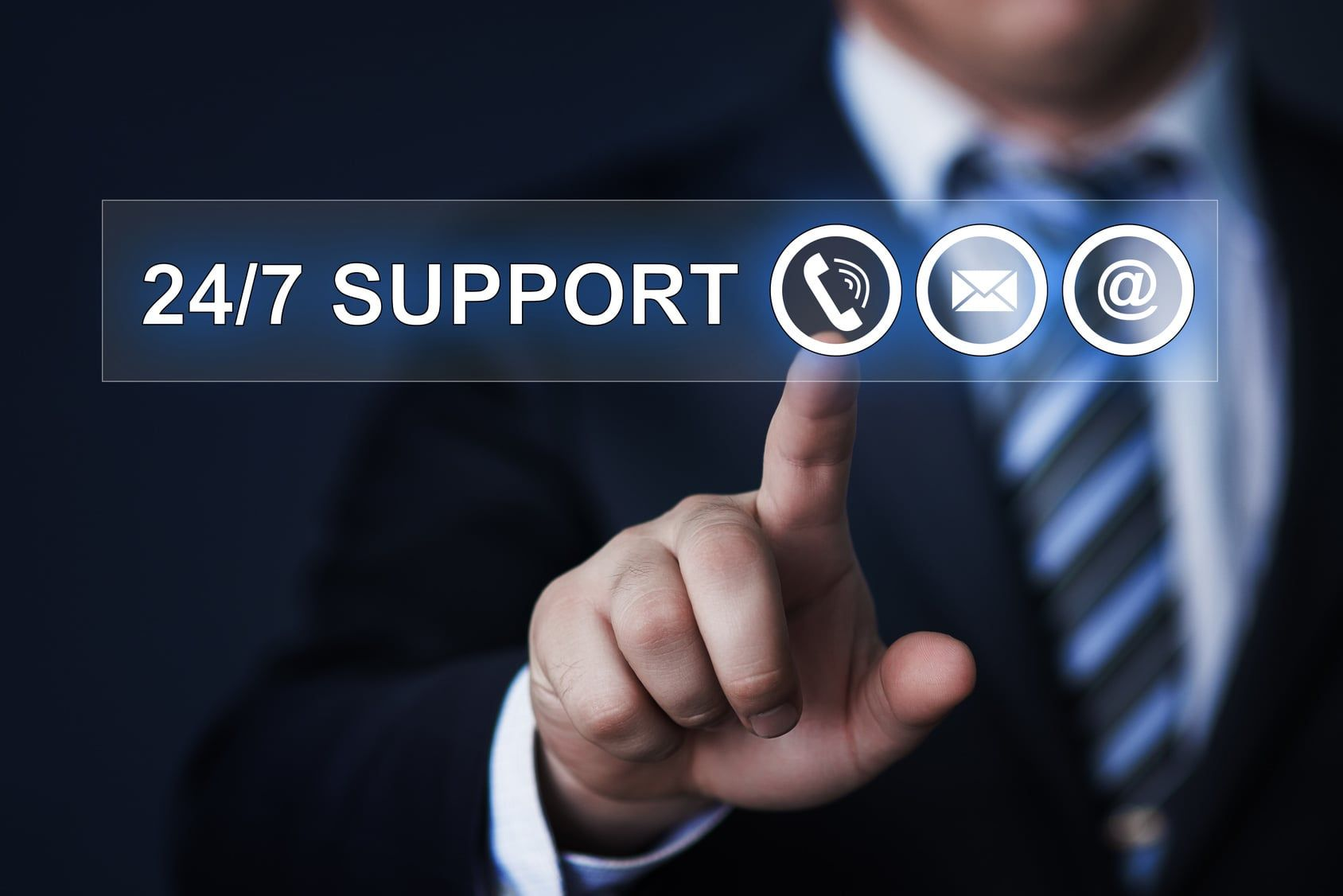 Read more about the article 5 Unique Ways To Transform Your Business With 24/7 IT Support